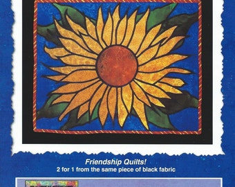 Miss Sunny Rae Applique Quilt Pattern