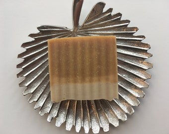 Pineapple & Almond Bar Handmade Soap, Handmade Soap, Natural Soap, Pineapple Soap, Almond Soap, Bar Soap, Soap