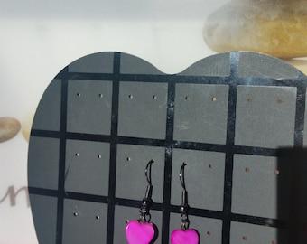 Earrings cherry tomato