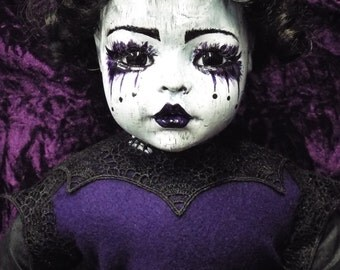 Gothic Shadow Doll