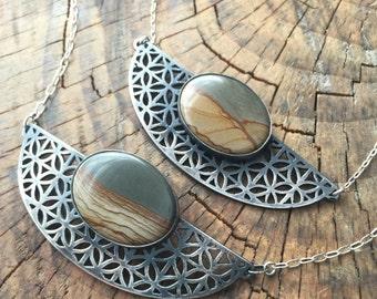 Palm Desert Necklace