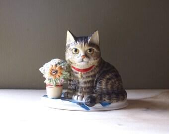 """Vintage """"Oliver's Birthday"""" by Thaddeus Krumeich - Anna-Perenna Porcelain 1984"""