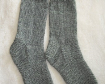 CASHMERE Socks - 100% Mongolian cashmere - Triple strand - Soft, Warm - UNISEX - Long Length