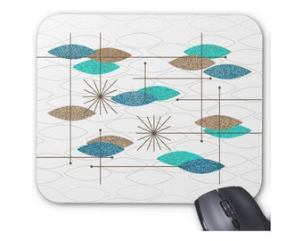 "Orbs Mousepad in 3 Color Options 9.25"" x 7.75"" for Home or Office with Free Shipping"
