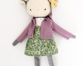 "foundling lamb girl ""camille"" 