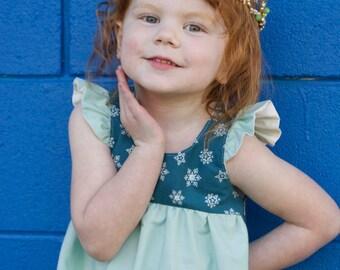 Bohemian Girls Dress-Photo Prop-The Elsa Dress