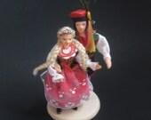 Polish Dancers Dolls Vintage
