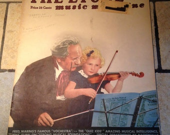 March 1945 The Etude Music Magazine