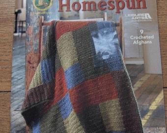 2008 crochet patterns afghans The Story Of Homespun