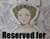 RESERVED for Anne