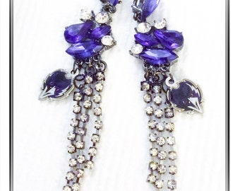 BALTIMORE RAVENS JEWELRY inspired Earrings  jewelry bracelets handmade