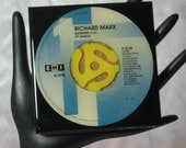 Richard Marx - Very Cool Drink Coaster Made with The Original 45 rpm Record