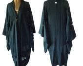1940s kimono haori size medium