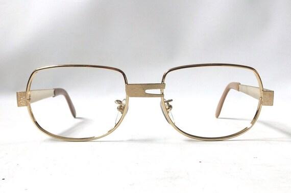 Vintage Eyeglass Frames Prescription Lenses : vintage 1960s eyeglasses prescription by RecycleBuyVintage