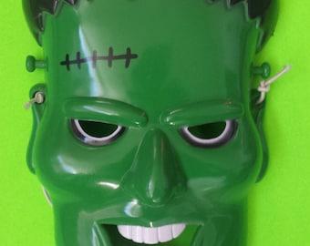 Vintage Frankenstein Mask
