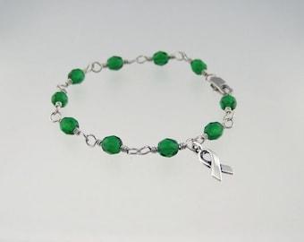 Primary Sclerosing Cholangitis Awareness Bracelet