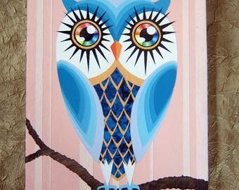 Rosie Royal Owl