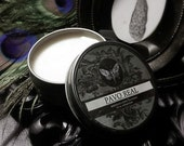 Pavo Real  Natural Solid Perfume Gypsy Apothecary  Strawberry,Rose,Jasmine,Vetiver,Orris, Patchouli, Bergamot