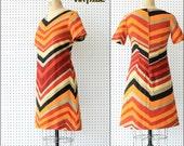 60s s vtg mod dress