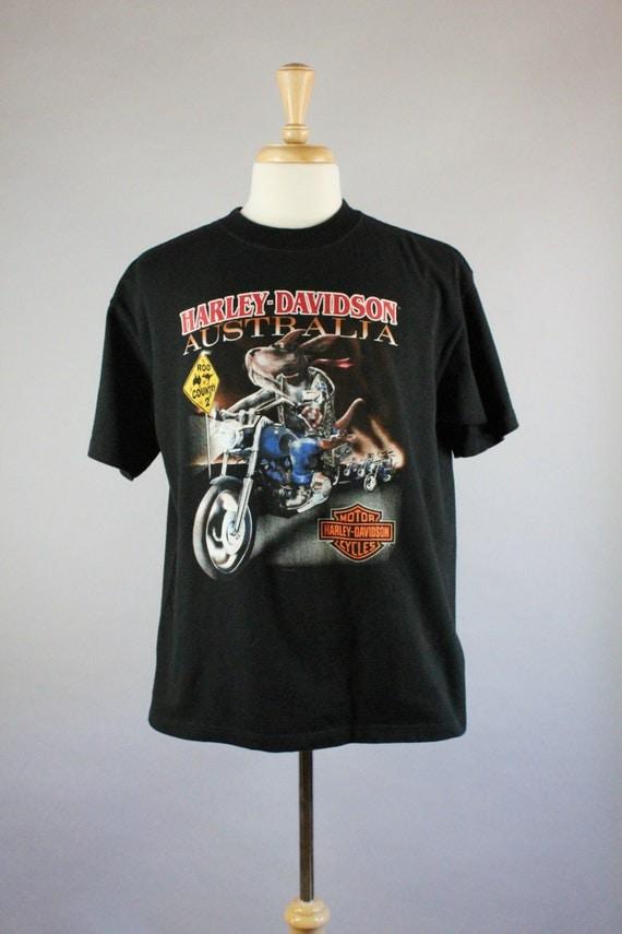 Harley davidson tee shirt sydney australia harley tee for T shirt printing peoria az