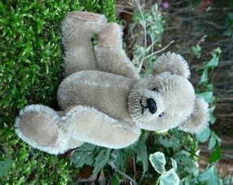 Francine OOAK Handmade Miniature Mohair Teddy Bear