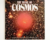 "Rare ""The Music of the Cosmos"" Vinyl Soundtrack (1981) Bach, Vangelis, Stravinsky - Very Good Condition"