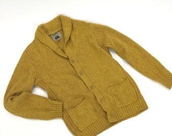Normcore O'Hanlon Mills Sweater Cardigan - Large