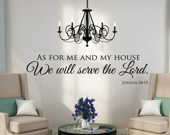 Scripture Wall Decal Etsy - Window decals near me