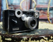 Vintage Argus Brick Camera