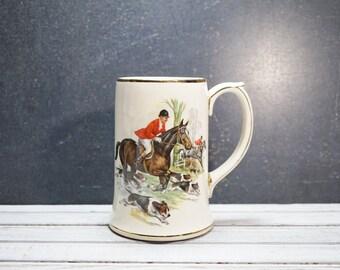 Fox Hunting Mug