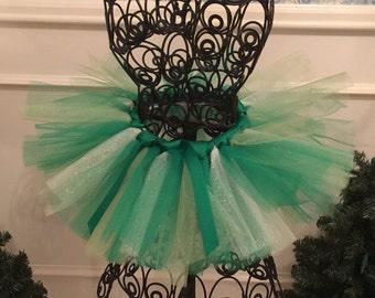 Green Shimmer Tutu