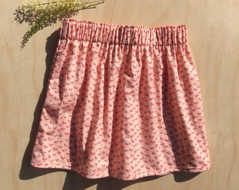Girls Organic cotton skirt