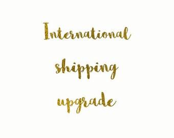 International Shipping Upgrade - USPS Priority