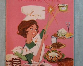 Sour Cream The Gourmet Touch to Everyday Cooking 1950's