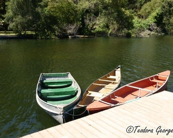 Three Canoes Photography, Still Life, River Photography