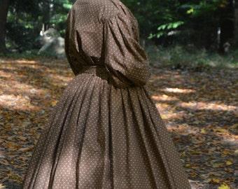 Civil War Camp Dress