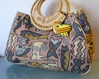 Laurel Burch Tote Bag