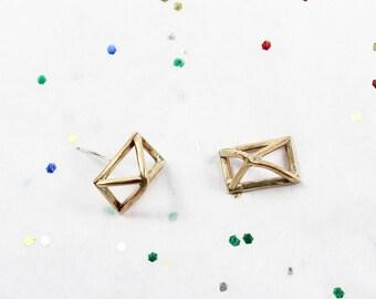 Prism Geometric Studs