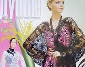 Lace gloves, cardigan, dress, jacket, skirt Crochet patterns book DUPLET 121 spring issue
