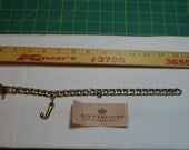 Juicy Couture Charm and Chain with Hook