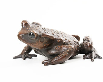 Mr Toad - limited edition bronze