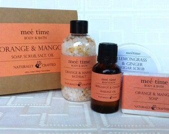 Orange & Mango Taster Box