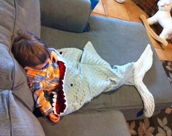 Snuggly Shark