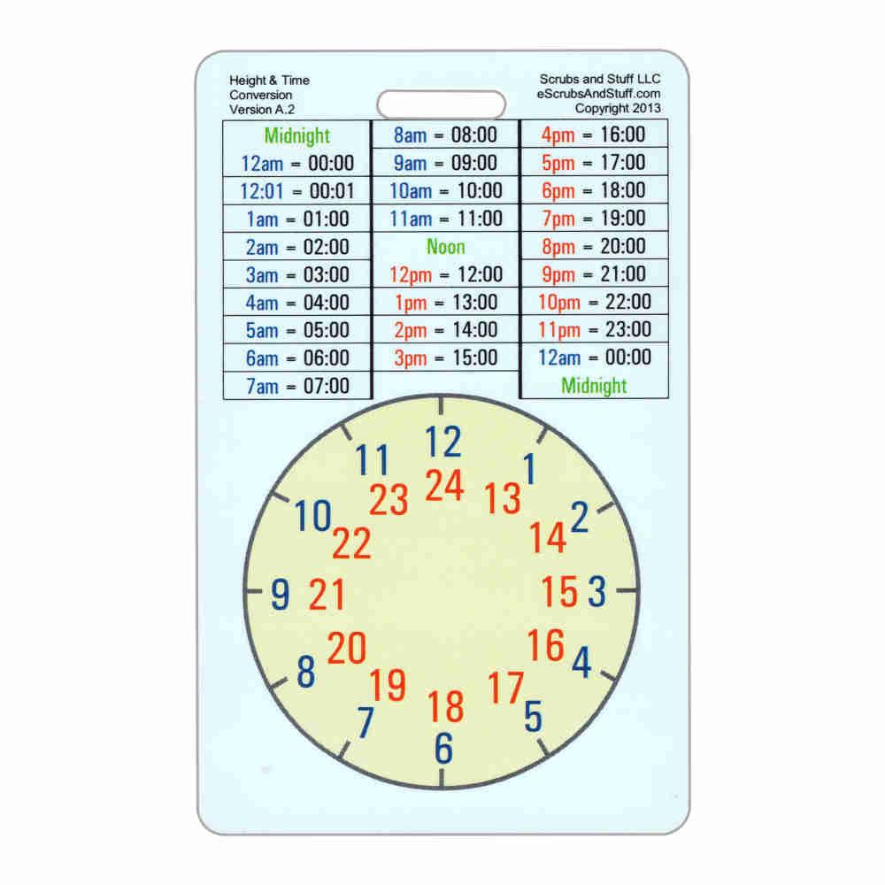 time card conversion - laveyla.com