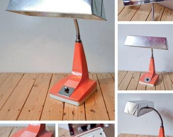 Repurposed Sixties Matsushita Desk Lamp 'Marthasita'