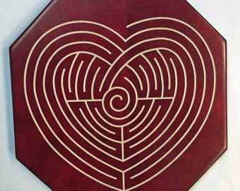 Healing Heart Labyrinth