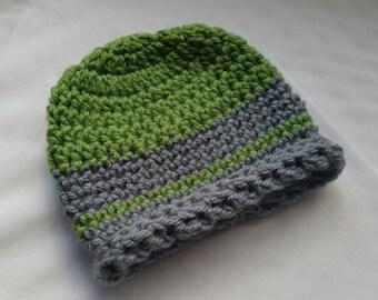Crochet Infant Hat