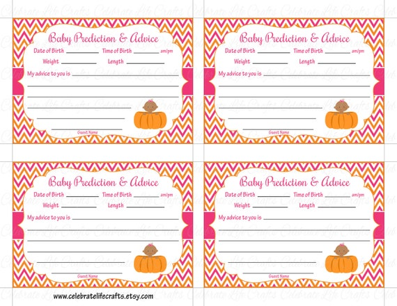 baby shower games and activities pink little pumpkin baby girl 0021