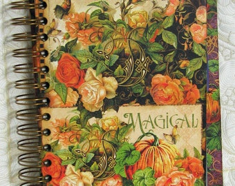 Magical graphic 45 journal
