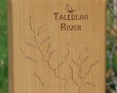 TALLULAH RIVER MAP Fly Bo...